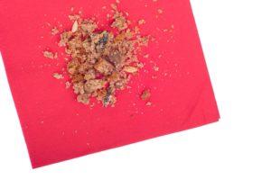 Food crumbs