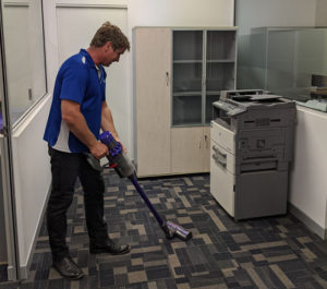 Office cleaning by South West Cleaning